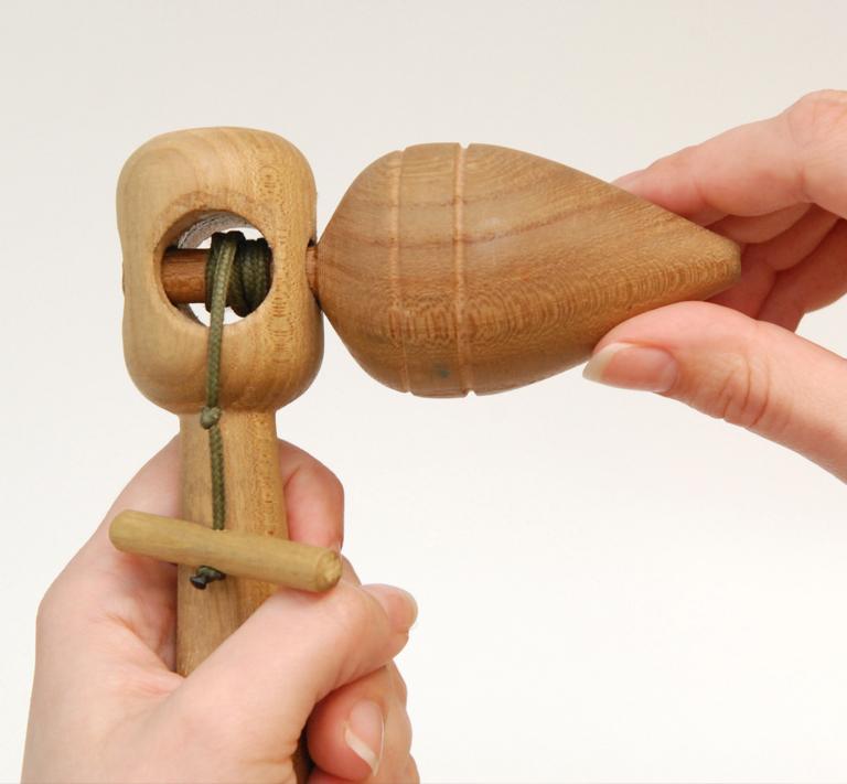 Seniausi Lietuvos žaislai